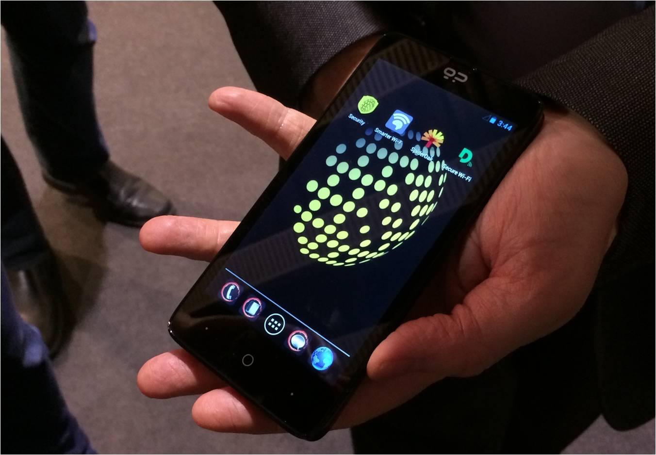 MWC 2014 | BlackPhone, o smartphone Android que promete privacidade total, foi apresentado oficialmente