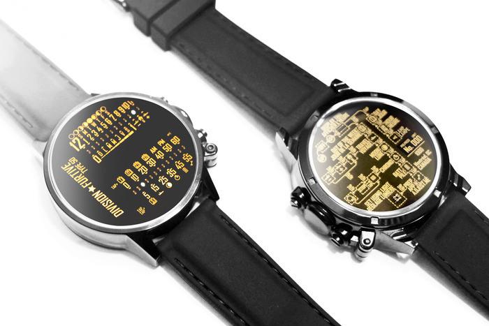 Type 50, um relógio no melhor estilo James Bond