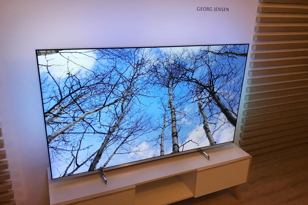 philips 9104 - Philips 9104, uma TV com Ambilight em três lados e design da Georg Jensen