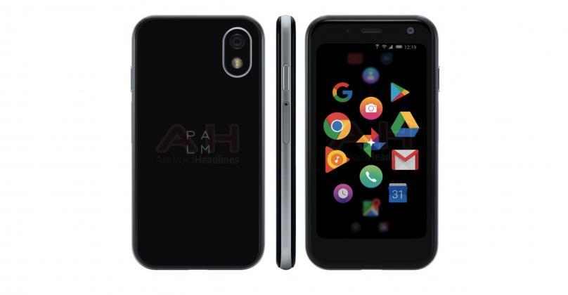 Palm Android 2018 comeback - Palm prepara mini smartphone econômico com tela de 3.3 polegadas